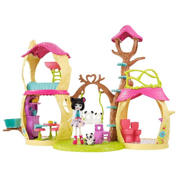 Enchantimals™  Panda Playhouse Set product image