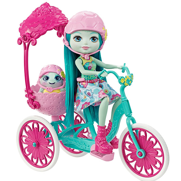 Bici de paseo de Enchantimals product image