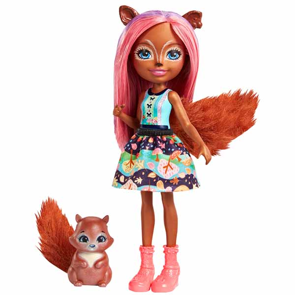 Enchantimals™ Sancha Squirrel™ Muñeca product image