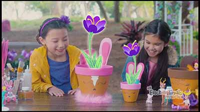 Adventures in Wonderwood Episode 1: Let's Make Bree and Twist Flower Pots Video Image