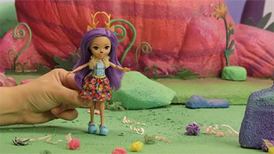 Earth Day Special: Clean Up with the Enchantimals video image