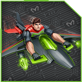 Jet Pack Vehicle Character Image-characterimage