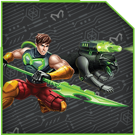 Mechanical Panther Character Image-characterimage