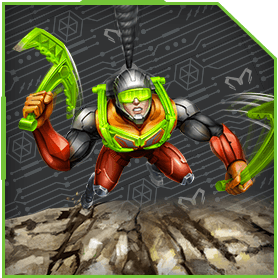Mountain Attack Mode Character Image-characterimage