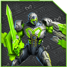 Turbo Armor Mode Character Image-characterimage