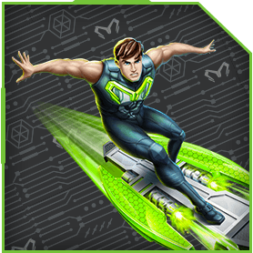 Wave Blast Mode Character Image-characterimage