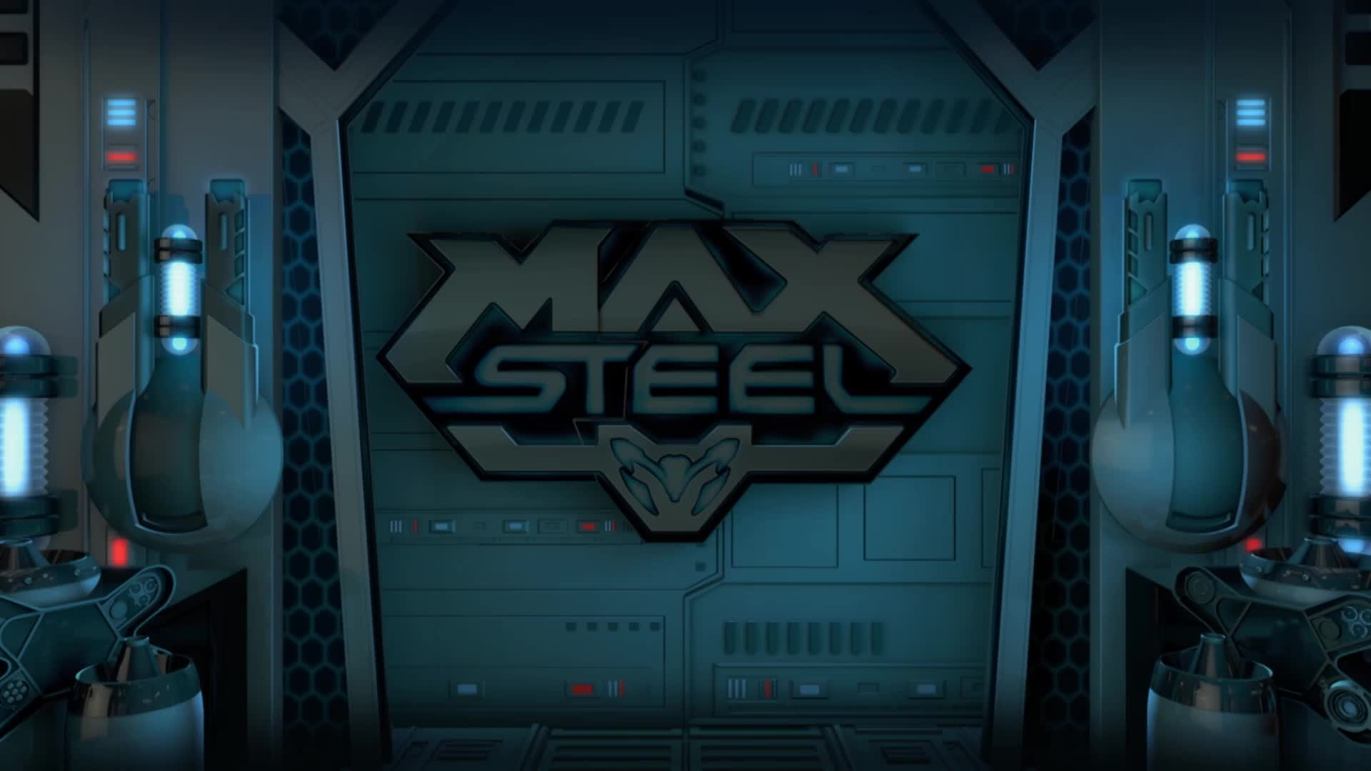 Max Steel Turbo Despegue vs Mega Morphos Video Image
