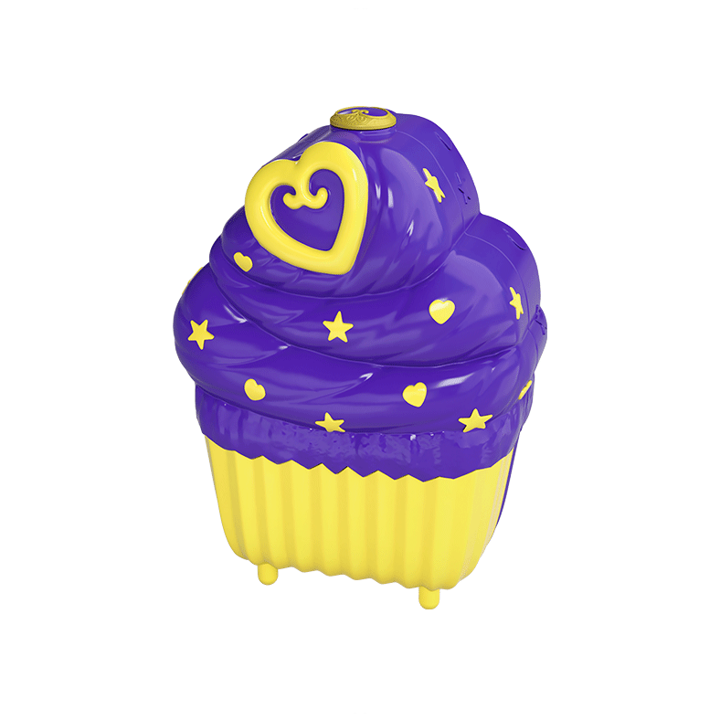 Polly Pocket Pocket World Cupcake Compact Product Image