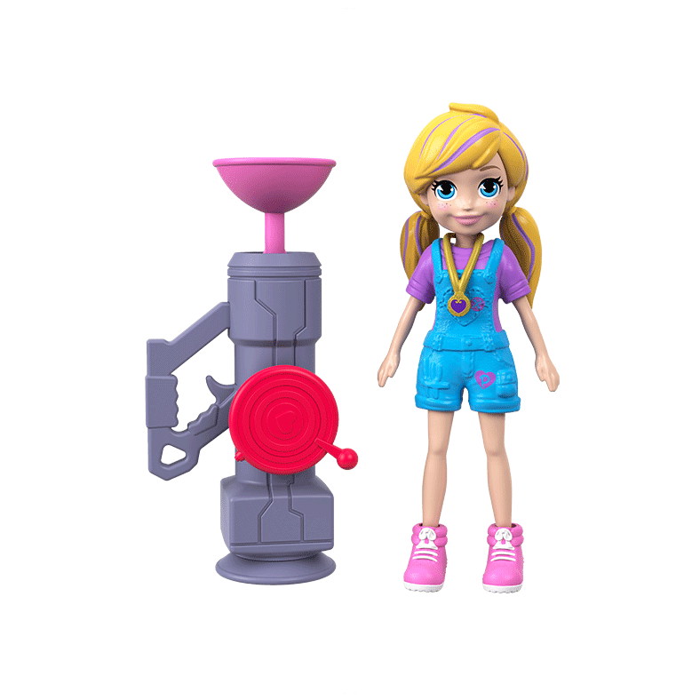 Polly Pocket™ Zip 'n' Blast Polly Product Image