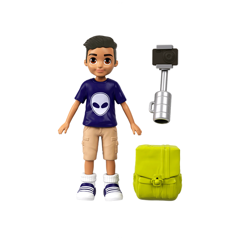 Polly Pocket™ Selfie Stick Nicolas Product Image