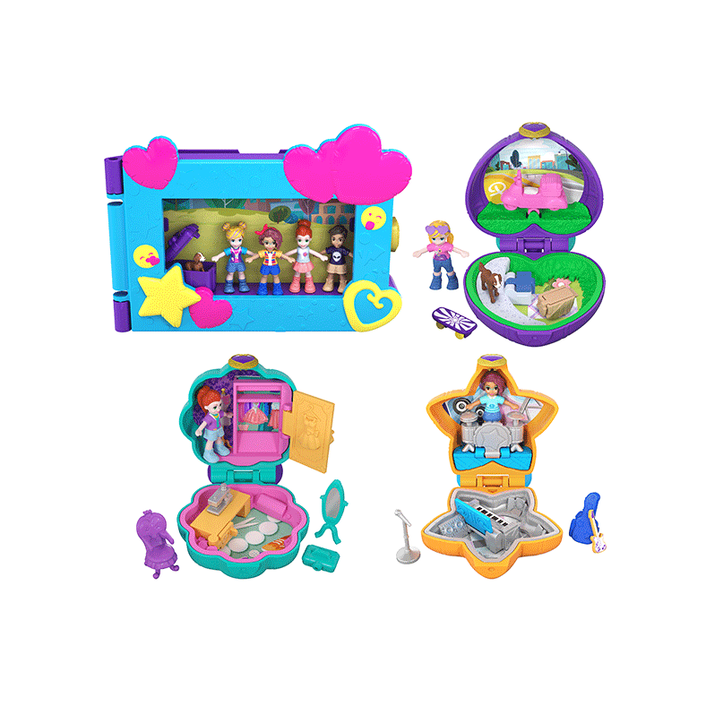 Polly Pocket Micro Value Pack Product Image