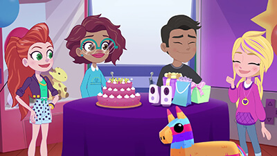 Polly Pocket : The Official Website of Polly Pocket and Friends