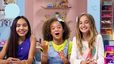 Tiny Mighty Club: Polly Pocket Q&A video image