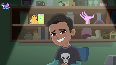 CONOCE AL AMIGO DE POLLY POCKET: ¡NICOLAS! video image