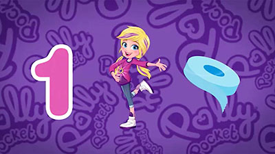 Je Polly Pocket poppen schoonmaken video image