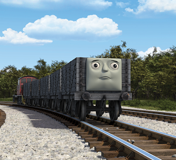 Troublesome Trucks detail image