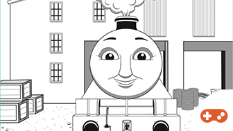 Sodor Paint Shop - Henry-characterimage